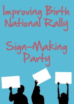 Sign-Making Party