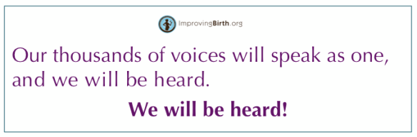 Improvingbirth.org Voices